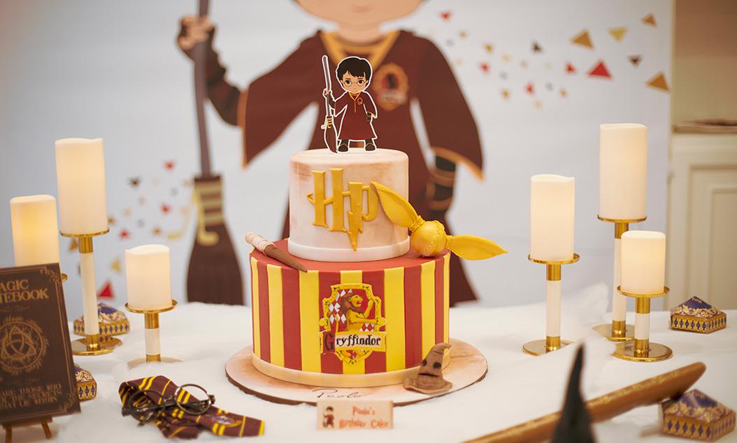feste per bambini harry potter