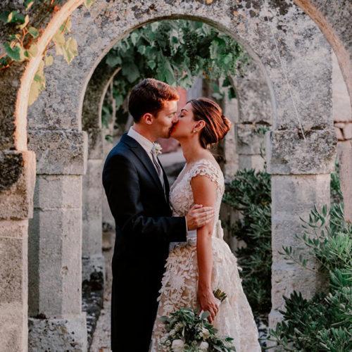 foto matrimonio baci sposi