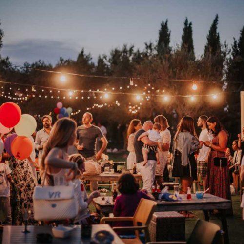Foto matrimonio party