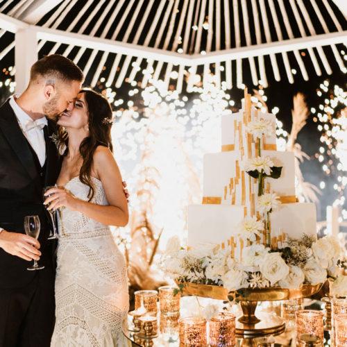 foto matrimonio sposi bacio