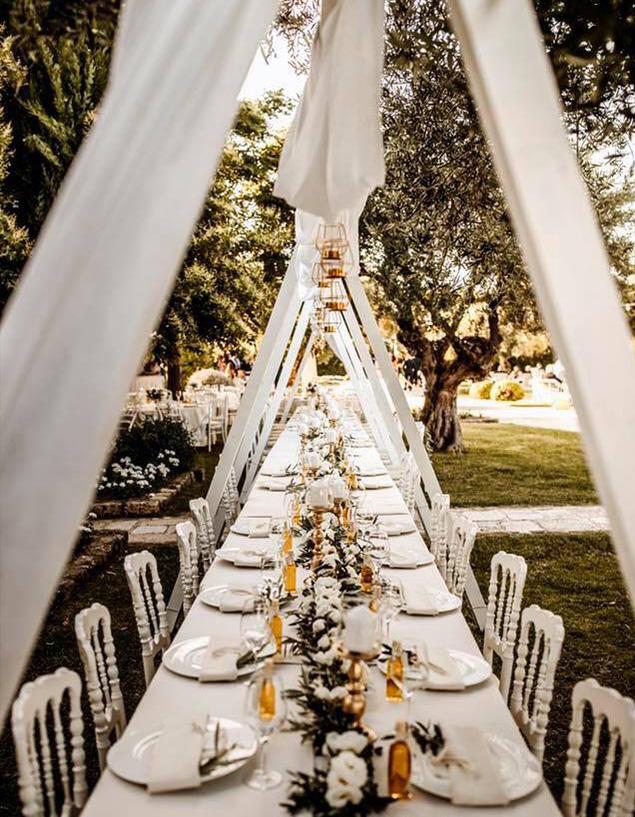 matrimonio wedding planner allestimento