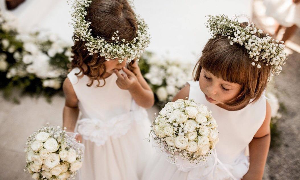 matrimonio wedding planner bambine