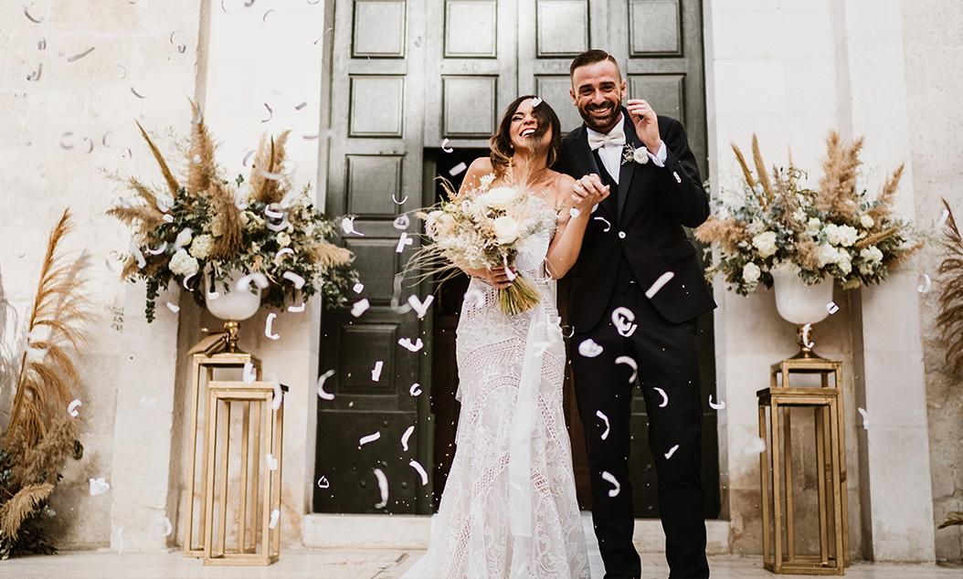 organizzare matrimonio sposi