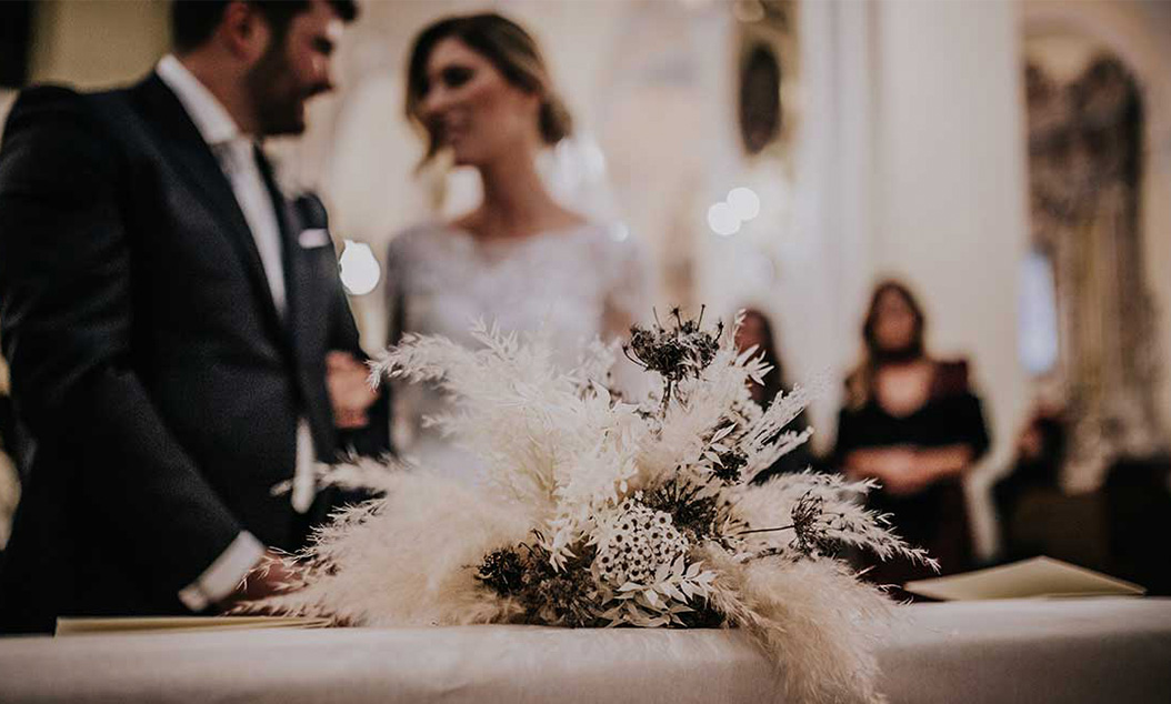 wedding coordinator sposi in chiesa