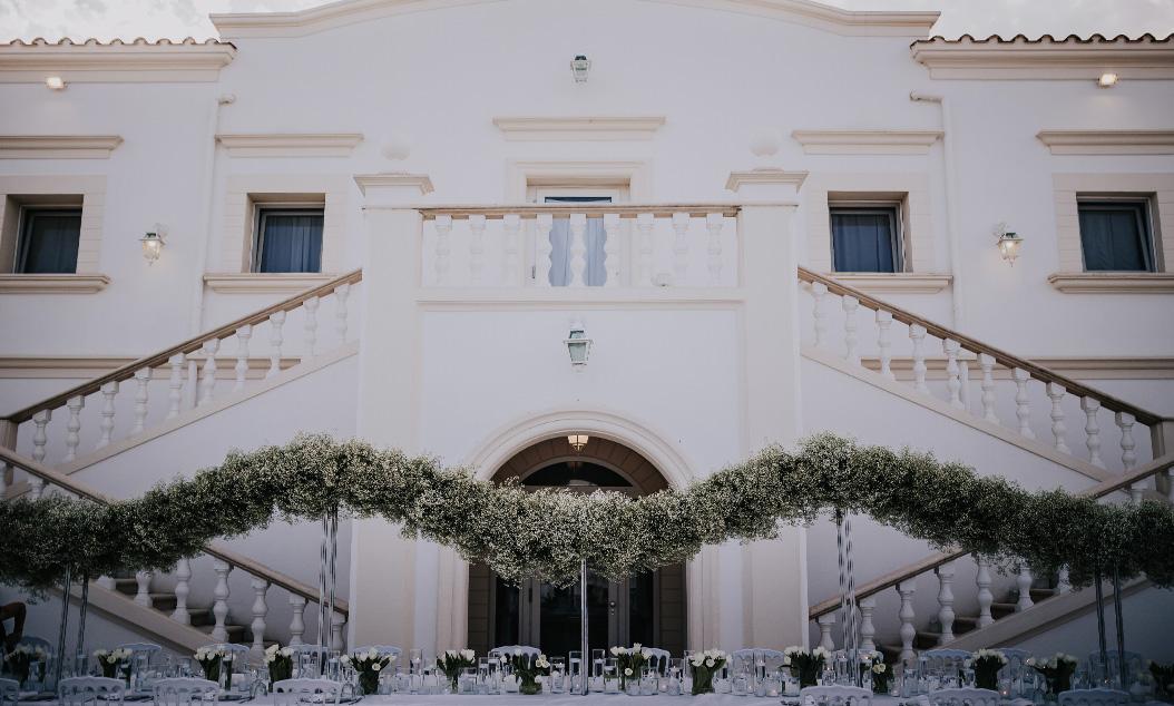 wedding designer tavolo imperiale