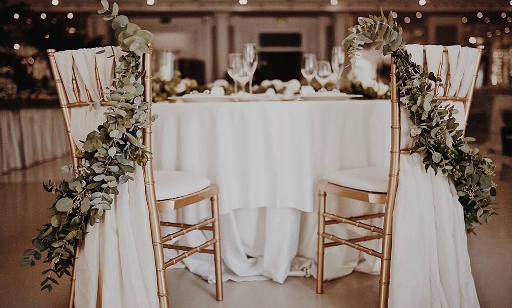 wedding designer tavolo sposi