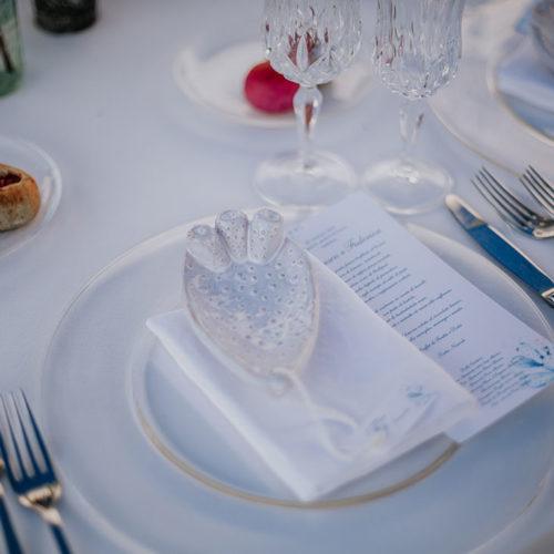 foto matrimonio tema blu
